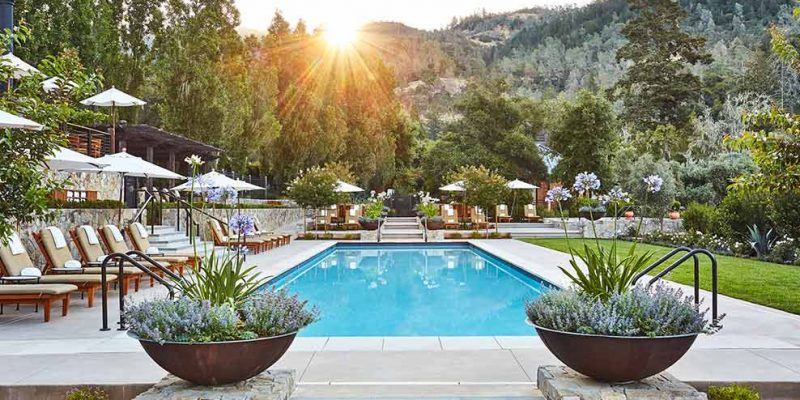Calistoga Ranch Auberge Resorts Napa Valley